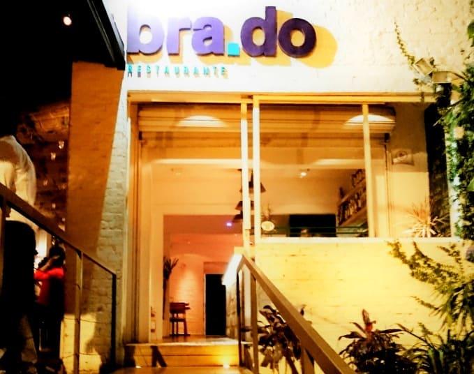 Conhecendo o Brado Restaurante, em São Paulo