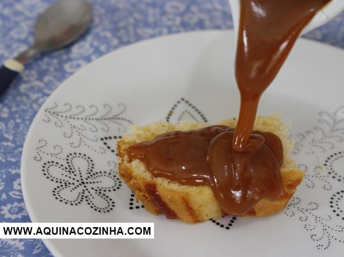 Calda de Caramelo Toffee (para sorvetes, bolos, tortas, etc…)