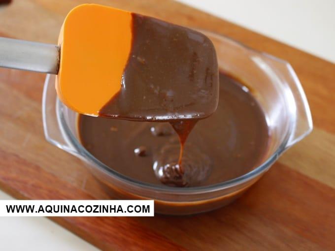 Como fazer Ganache de Chocolate