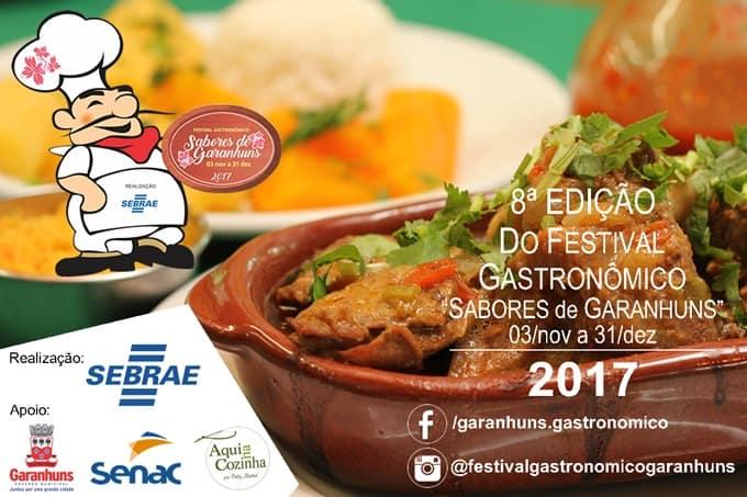 Festival Gastronômico de Garanhuns – Restaurantes Participantes