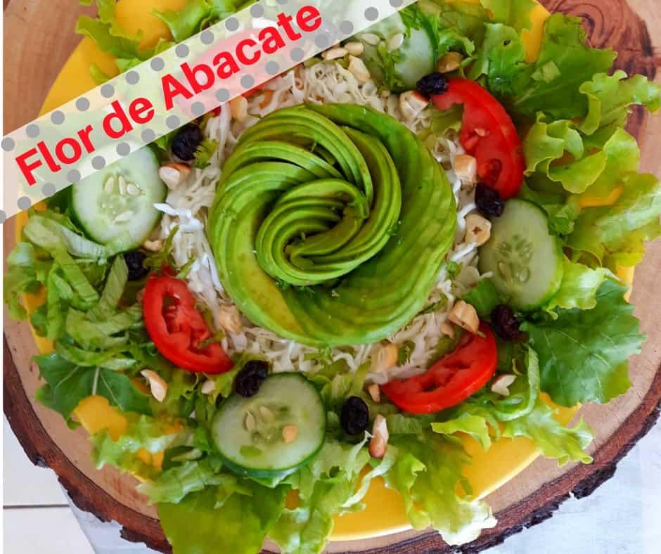 Flor de Abacate