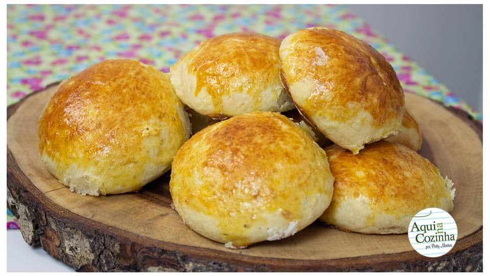 Pão de Batata Tábua de Frios